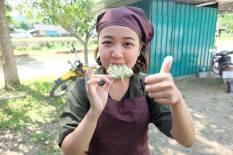 ยกนิ้วให้กับเมนู Organic วัตถุดิบสดๆจากต้น
